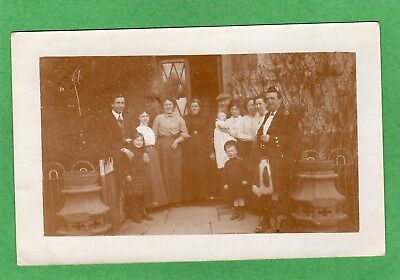 Scottish Social History pc used 1913 Kirkwall Orkney Ref L281