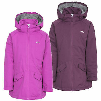 Trespass Moonstar Girls Waterproof Insulated Jacket