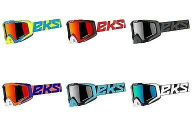 2958bb70c5e EKS-S Outrigger Offroad Dirt Bike Motorcycle Riding Motocross Mirror Goggles