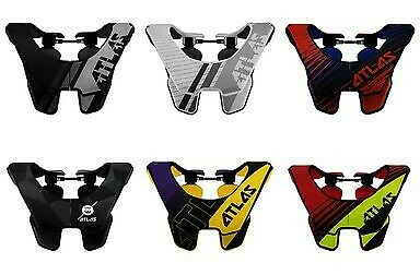 Atlas Tech Offroad Motorcycle/Dirtbike Motocross Riding Protective Neck Brace