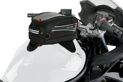 Nelson Rigg CL-2014MG Journey Mini Street Motorcycle Magnetic Tank Storage Bag