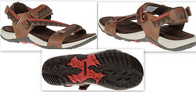 4d8ce8fc7fc3 New Mens MERRELL Terrant Brown Sugar Convertible Outdoor Hiking Sport  Sandals 10