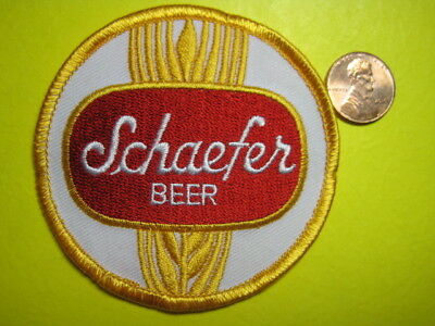 Beer Patch Schaefer Beer Patch Look And Buy Now! This Is An American Classic!