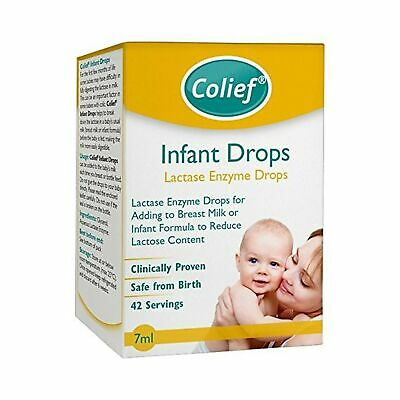 COLIEF INFANT DROPS 15ml Clinically Proven Safe from Birth