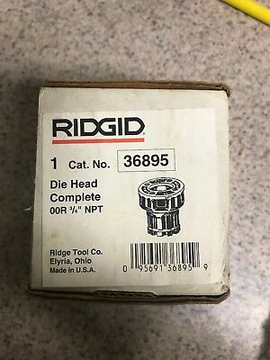 RIDGID - 36895 3/4 in. OO-R NPT Right Hand Die Head