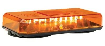 Federal signal Highlighter Led Amber 454201-02