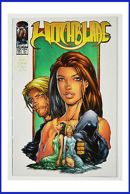 1997 Witchblade 1st Printing 9.8 NM/MT #12 Comic Book