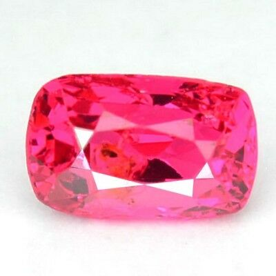 Pink orange mahenge burmese Spinel. Top ! 0.67 ct