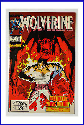 1989 Marvel Wolverine #13 NM Comic Book