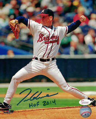 Baseball-mlb Tom Glavine Autographed Signed 8x10 Photo Picture Baseball Braves Beckett Coa Professional Design