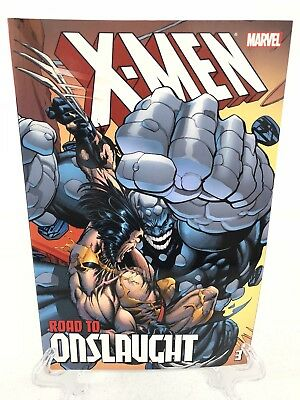 X-Men Road to Onslaught Volume 3 Marvel TPB Trade Paperback Brand New
