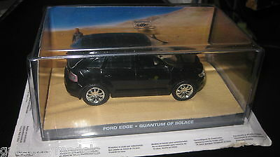 James Bond  Movie Cars   Ford Edge Black From Quantum Of Solace Movie