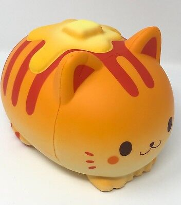iBLOOM Super Jumbo Nyan Cat Pancake Squishy *BUTTER* Bread Scented