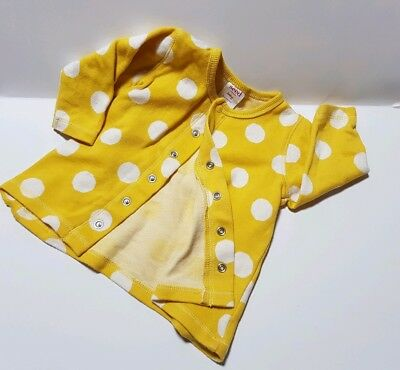 Seed baby 000 cotton cardigan