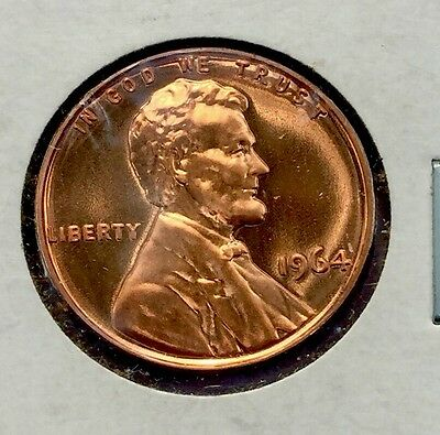 1964 Lincoln Cent Proof