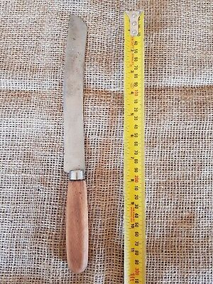 Vintage Bread Knife Sheffield England Stainless Steel