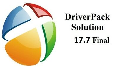 Driver Pack Solution 17.7 Auto install driver windows 7/8/10 - Digital Download