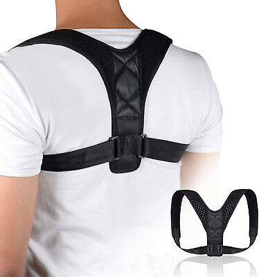 AU Posture Corrector for Men and Women, Shoulder Neck Pain Relief - FDA APPROVED