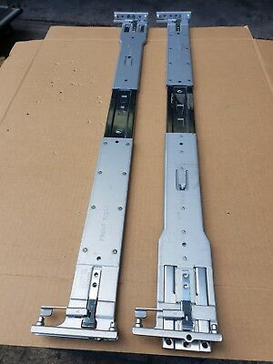HP Proliant DL380p Gen8 G8 Server Rack Mount Rail Kit 737412-001 679365-001