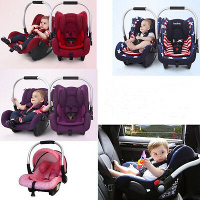 Portable Truck-Mounted Infant Child Basket 0--15 Months Baby Cradle Seats
