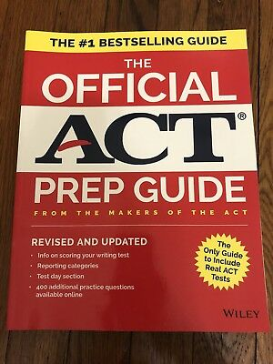 Act Prep Book 2017 2018 Test Prep Book Practice Test Questions