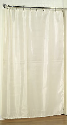 100 Polyester Fabric Shower Curtain Liner Size Extra Long 70 Wide