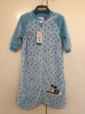 NEW MICKEY MOUSE Sleeping Bag