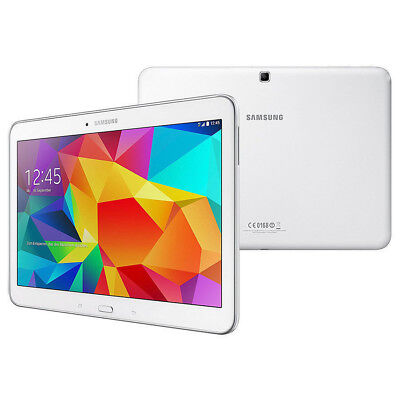 Samsung Galaxy Tab 4 16GB 10 Zoll Android Tablet 4G LTE + WLAN Sim Frei