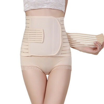 Post Pregnancy Recovery Corset Tummy Belly Postpartum Support Wrap Girdle Belt