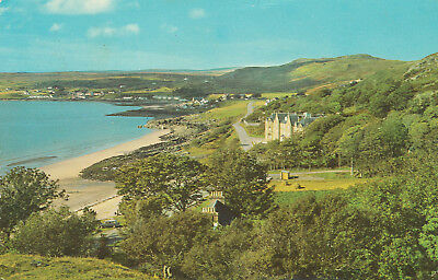 Gairloch Wester Ross Picture Scotland c.1975 Printed Posted Postcard