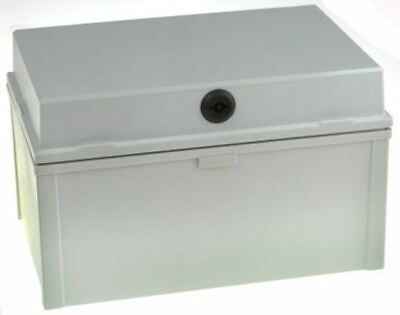 Fibox IP65, Polycarbonate Wall Box 180mm x 300 mm x 200 mm