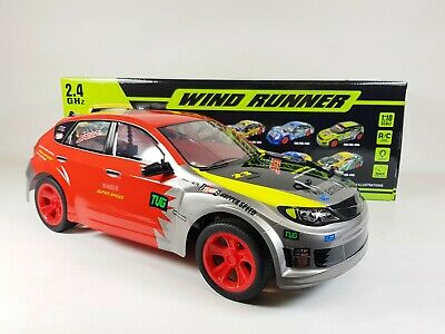 Subaru Impreza WRC Style 4WD Radio Remote Control Car RC Drift Car 1/10 BMW M3