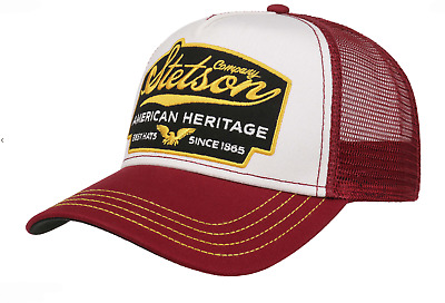 Trucker Cap American Heritage STETSON NEW collection