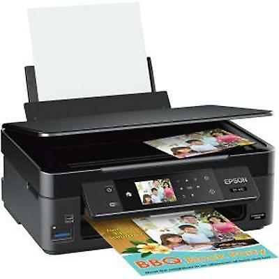 SUBLIMATION EPSON XP-440 printer ChipLess Mianboard + CISS for heat