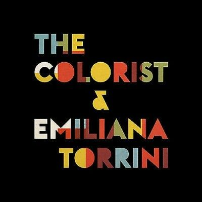 The Colorist & Emiliana Torrini (Self Titled) [New & Sealed] Digipack CD