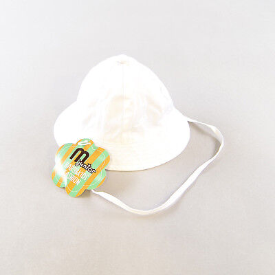 Gorro color Blanco marca Mothercare 3 Meses  516892