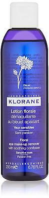 Klorane Eye Makeup Remover Lotion 200ml FREE POST