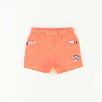 Shorts color Rojo marca Wsp 6 Meses  517133