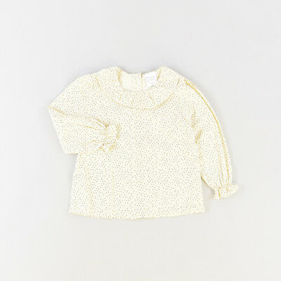 Blusa color Beige marca Newness 12 Meses  517124