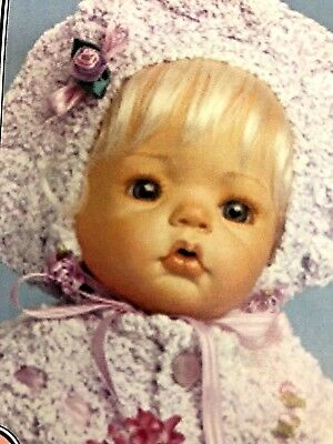 DOLL,NEW, LILAC BUD, Paradise Galleries, Collectible, Signed, Cert.of Auth. #142