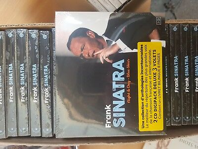 Frank Sinatra - Night & Day Blue Skies (Job Lot Wholesale x20) New & Sealed CDs