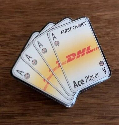 DHL Ace player Pin