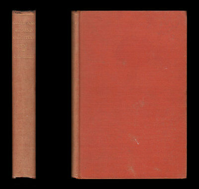 Hughes ABOVE AND BEYOND PALESTINE East Indies, EGYPT SEAPLANE SQUADRON 1916-1918