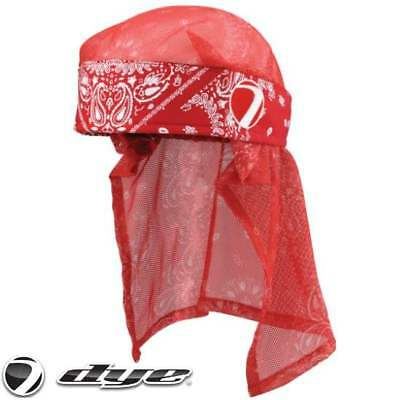 Tinte Paintball Headwrap (Pañuelo Rojo)