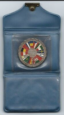 Mexico 1970 Sterling Silver World Cup Final Medal- Original Package- No Reserve