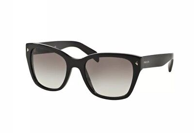 b83fb925b PRADA SPR 09S 1AB-0A7 Sunglasses - Black Grey Gradient - 54-20-140 ...