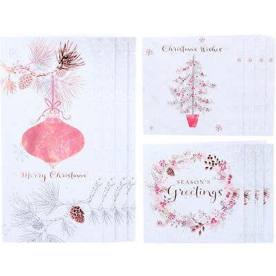 Christmas 12 Pack Luxury Cards