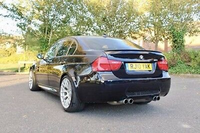 Bmw M3 Saloon V8 E90 Carbon Black Dct 15 995 00 Picclick Uk