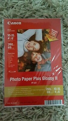 Canon photo paper plus glossy 11