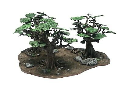 Middle Wood  (no Citadel GW Wood ) HOBBIT WARHAMMER scenery forest Tree Trees -